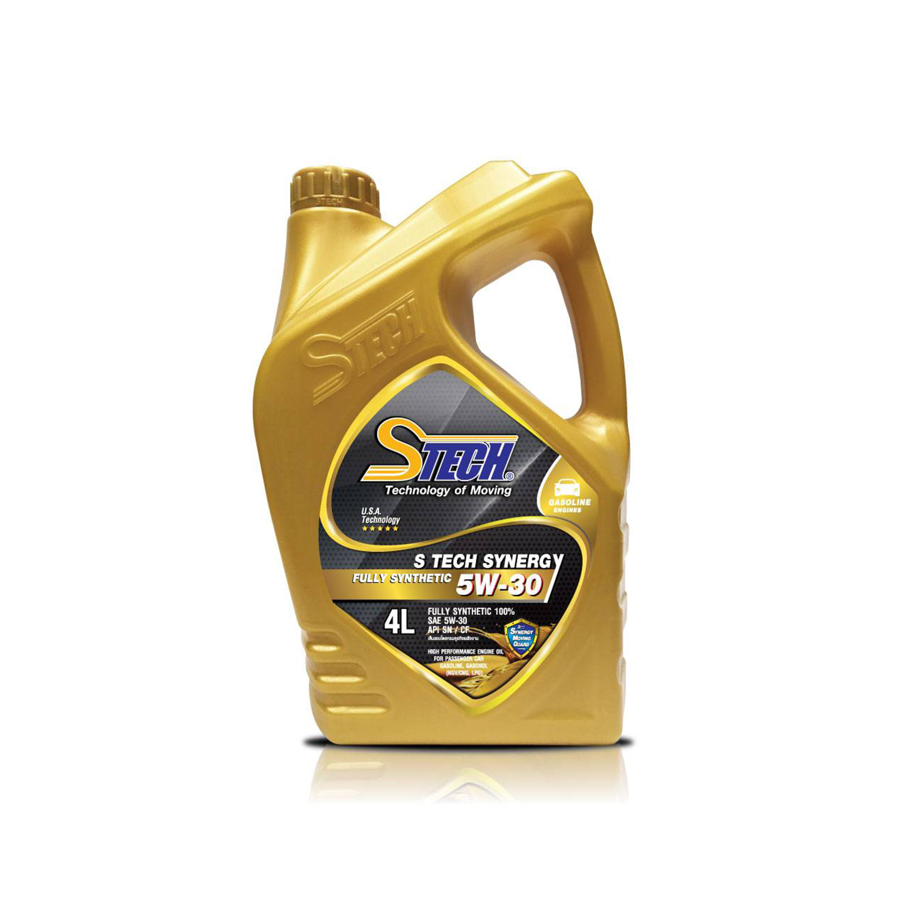 S TECH SYNERGY FULLY SYNTHETIC 5W-30
