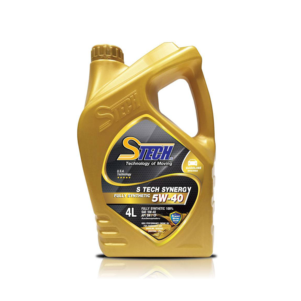 S TECH SYNERGY SYNTHETIC 5W-40