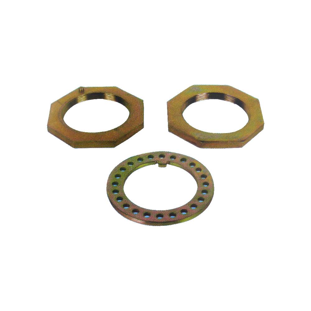 WAS-101 ชุดแหวนล๊อค, แหวนรอง, แหวนปรับ