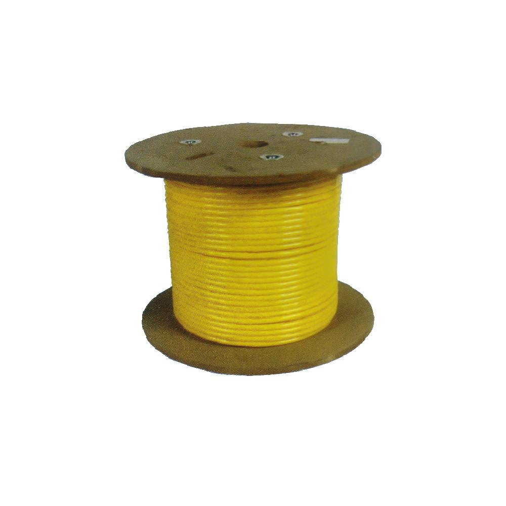 SSC-014 สายลมไนลอน สีเหลือง ชั้นเดียว ALLEN