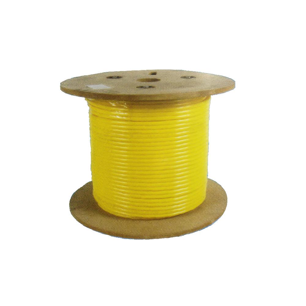 SSC-014 สายลมไนล่อน สีเหลือง 2 ชั้น ALLEN