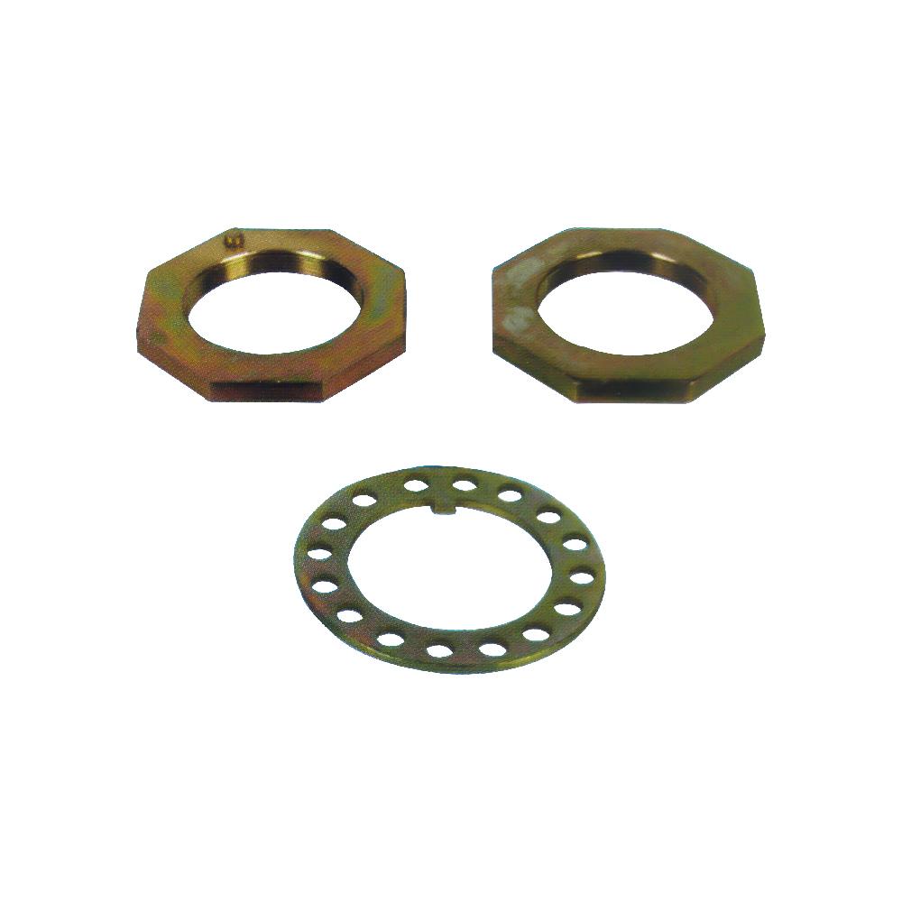 WAS-301 ชุดแหวนล๊อค, แหวนรอง, แหวนปรับ YORK