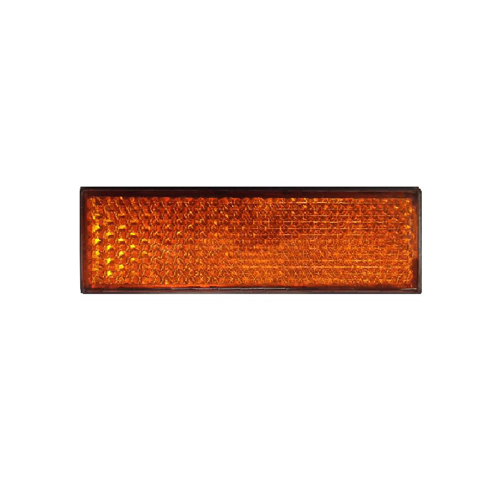 LIT-011-4 แผ่นทับทิม  สี่เหลี่ยมผืนผ้า 50×150(สีเหลือง)