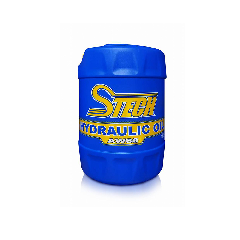 S TECH HYDRAULIC OIL AW 68,32,46,100 (เอสเทค ไฮดรอลิค ออยล์ แอนตี้แวร์ เบอร์ 68,32,46,100)